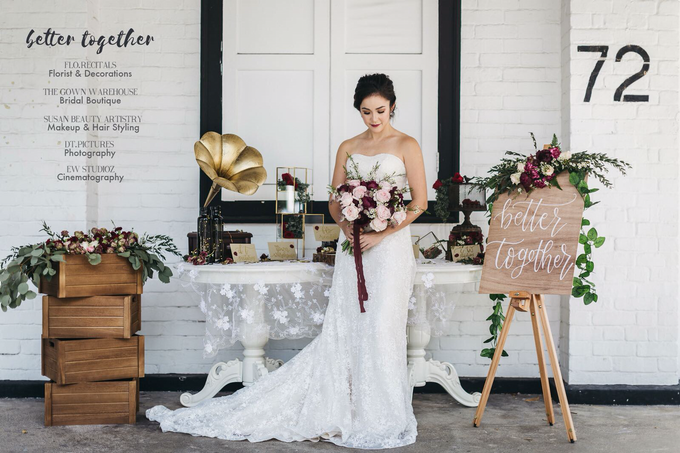 A Rustic Wonderland  Theme Styled Shoot by DTPictures - 001