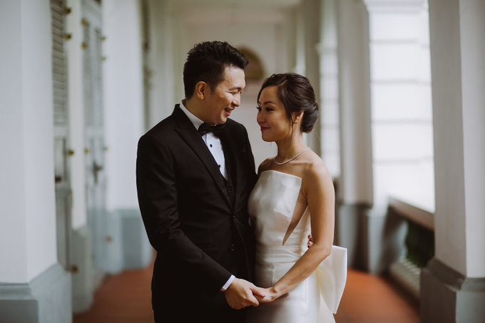 Actual Day Wedding of Adrian and Bee 16 Dec 2018 by Samuel Goh Photography - 001