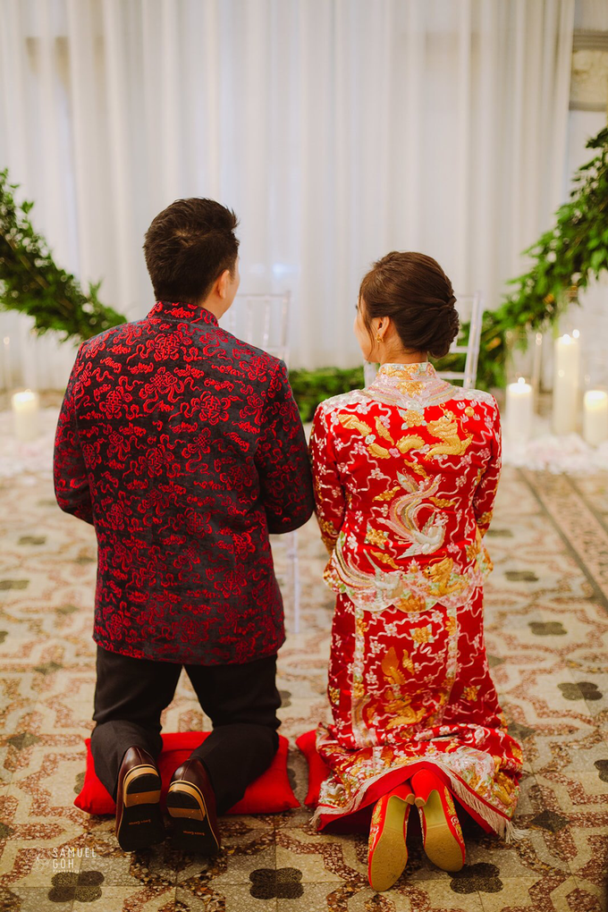 Actual Day Wedding of Adrian and Bee 16 Dec 2018 by Samuel Goh Photography - 005