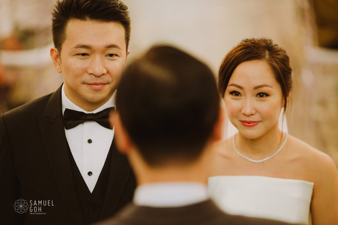 Actual Day Wedding of Adrian and Bee 16 Dec 2018 by Samuel Goh Photography - 006