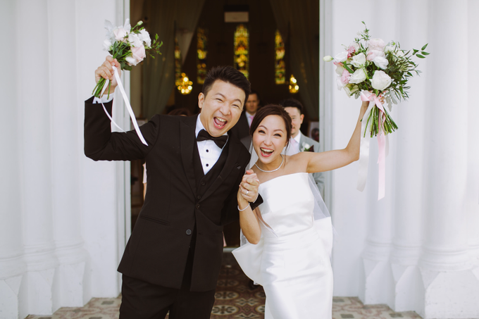 Actual Day Wedding of Adrian and Bee 16 Dec 2018 by Samuel Goh Photography - 007