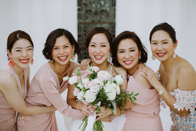 Actual Day Wedding of Adrian and Bee 16 Dec 2018 by Samuel Goh Photography - 008