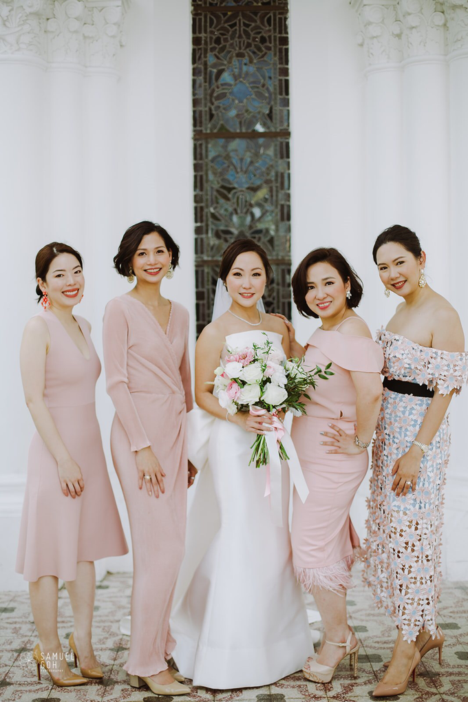 Actual Day Wedding of Adrian and Bee 16 Dec 2018 by Samuel Goh Photography - 009