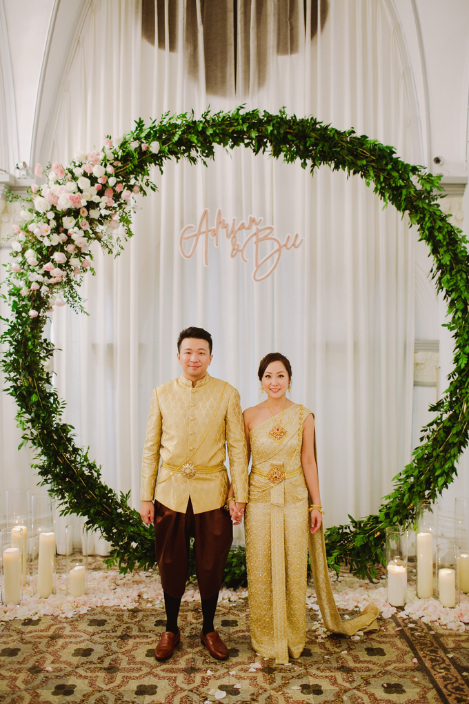 Actual Day Wedding of Adrian and Bee 16 Dec 2018 by Samuel Goh Photography - 010