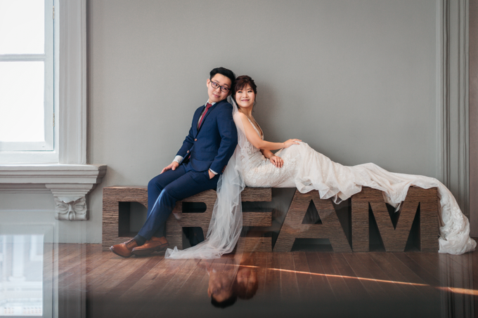 SG Pre-Wedding Photography of Evans & Jasmine  by Susan Beauty Artistry - 004