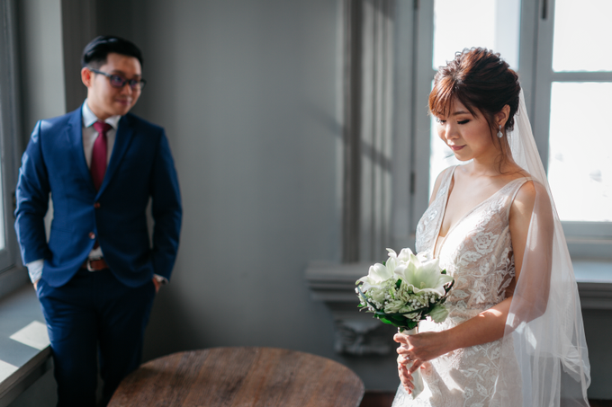 SG Pre-Wedding Photography of Evans & Jasmine  by Susan Beauty Artistry - 003
