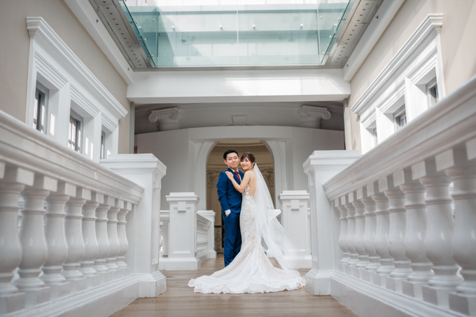 SG Pre-Wedding Photography of Evans & Jasmine  by Susan Beauty Artistry - 006