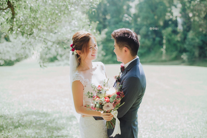 SG Pre-Wedding of Zhiming and Cheryl by Susan Beauty Artistry - 002