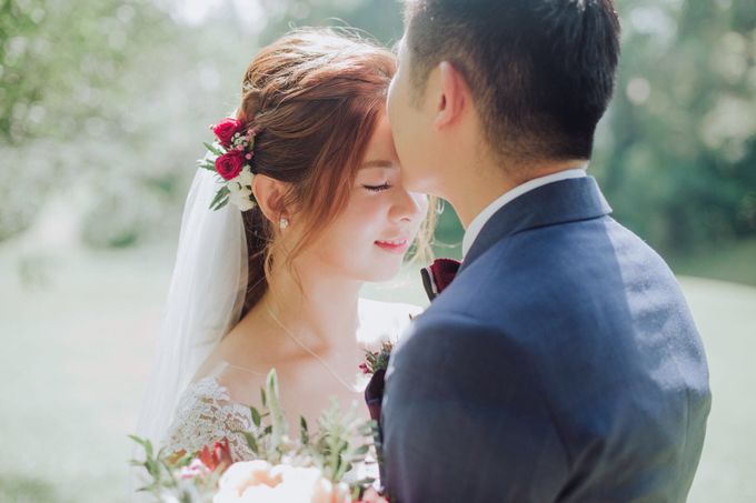 SG Pre-Wedding of Zhiming and Cheryl by Susan Beauty Artistry - 001