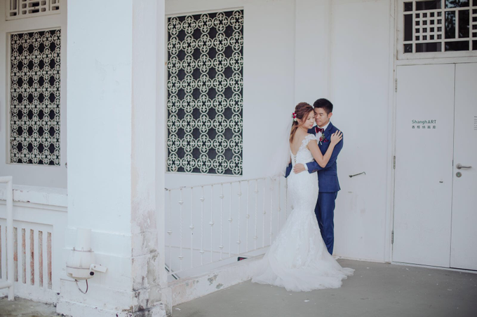 SG Pre-Wedding of Zhiming and Cheryl by Susan Beauty Artistry - 005