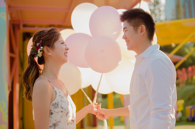 SG Pre-Wedding of Zhiming and Cheryl by Susan Beauty Artistry - 006
