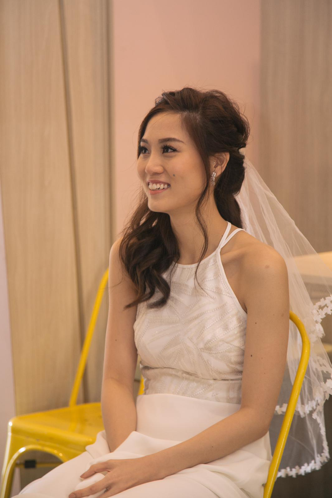 Holy Matrimony of Chia Hong and Lee Ying  by Susan Beauty Artistry - 005