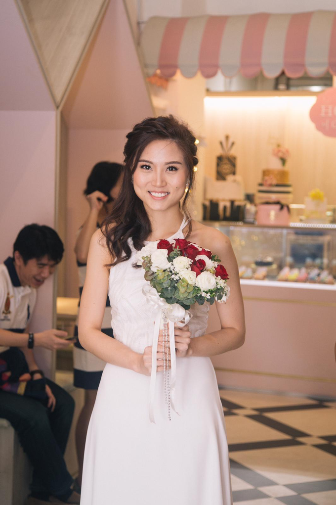 Holy Matrimony of Chia Hong and Lee Ying  by Susan Beauty Artistry - 006