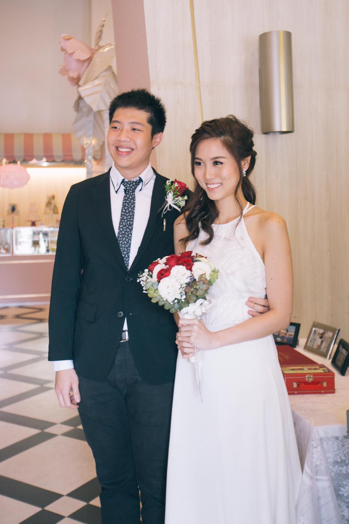 Holy Matrimony of Chia Hong and Lee Ying  by Susan Beauty Artistry - 007