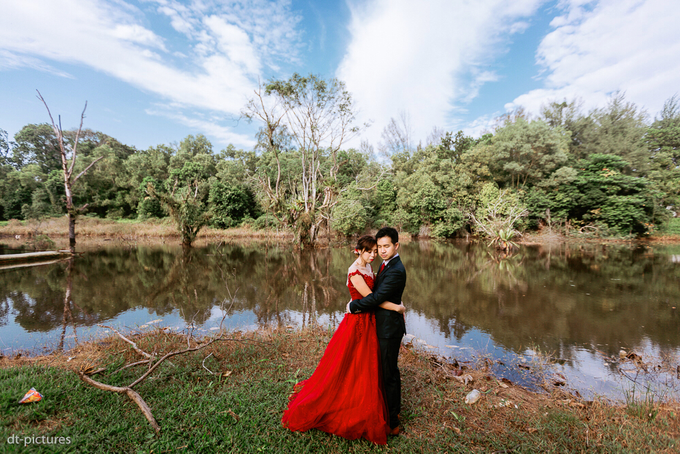 SG Pre-Wedding of Jerome & Brianna by Susan Beauty Artistry - 006
