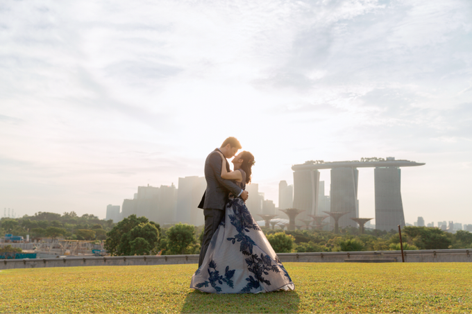SG Pre-Wedding of Westin and Sue Ling by Susan Beauty Artistry - 010
