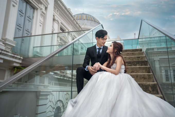 SG Pre-Wedding of Anthony and Stella by Susan Beauty Artistry - 003