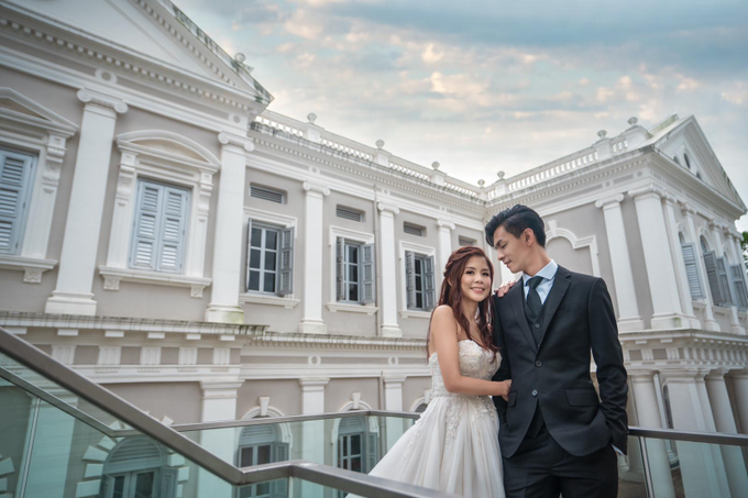 SG Pre-Wedding of Anthony and Stella by Susan Beauty Artistry - 005