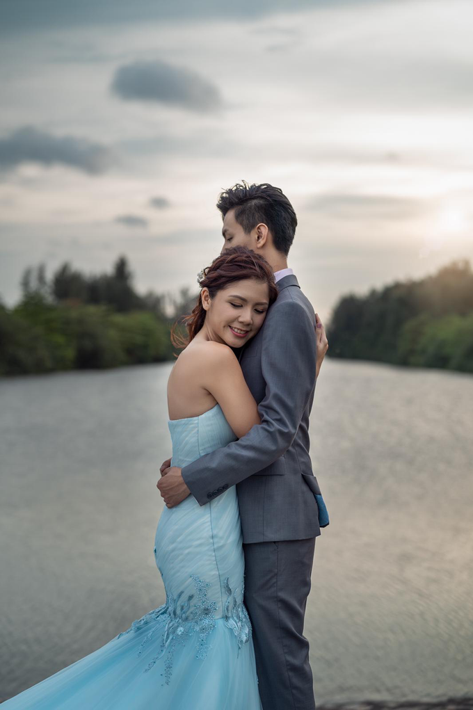 SG Pre-Wedding of Anthony and Stella by Susan Beauty Artistry - 002