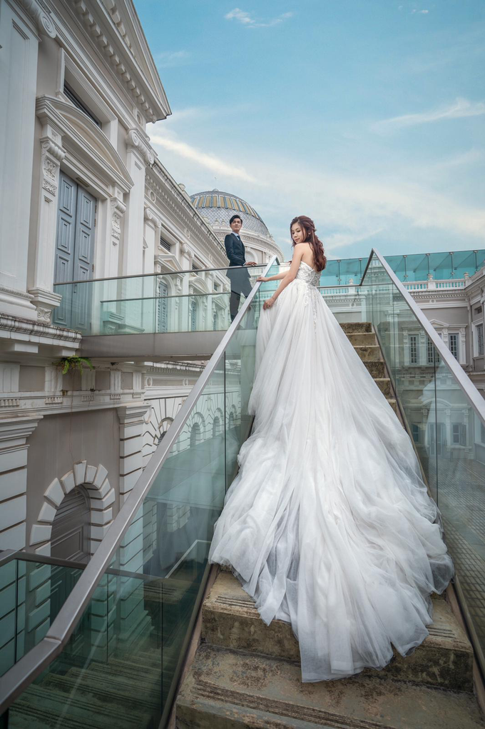 SG Pre-Wedding of Anthony and Stella by Susan Beauty Artistry - 004