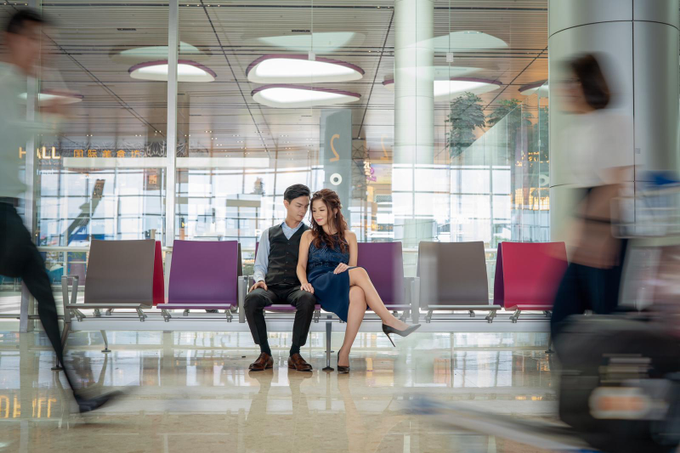 SG Pre-Wedding of Anthony and Stella by Susan Beauty Artistry - 014
