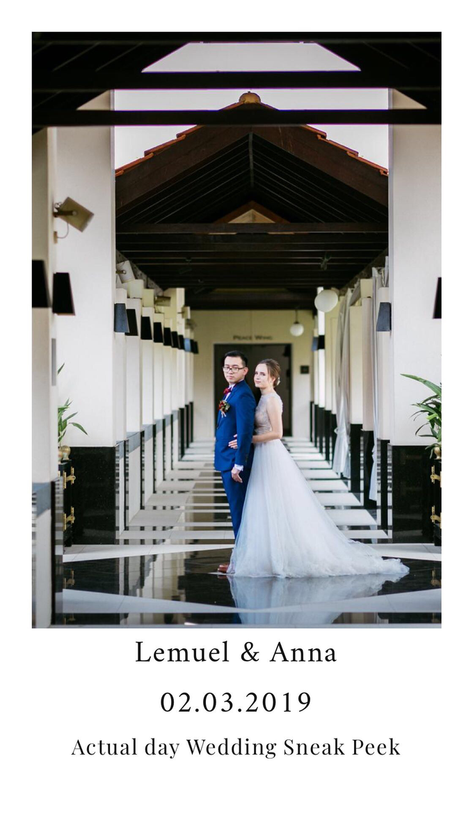 Actual Day Wedding of Lemuel and Anna by Susan Beauty Artistry - 001
