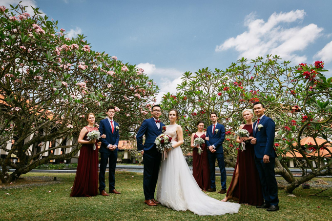 Actual Day Wedding of Lemuel and Anna by Susan Beauty Artistry - 027