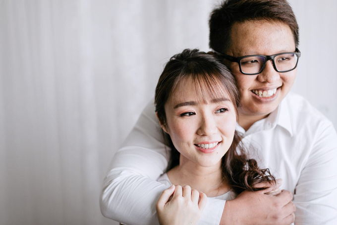 Engagement Photoshoot of Soon Keng and Xue Ting by Susan Beauty Artistry - 003