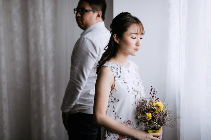 Engagement Photoshoot of Soon Keng and Xue Ting by Susan Beauty Artistry - 007