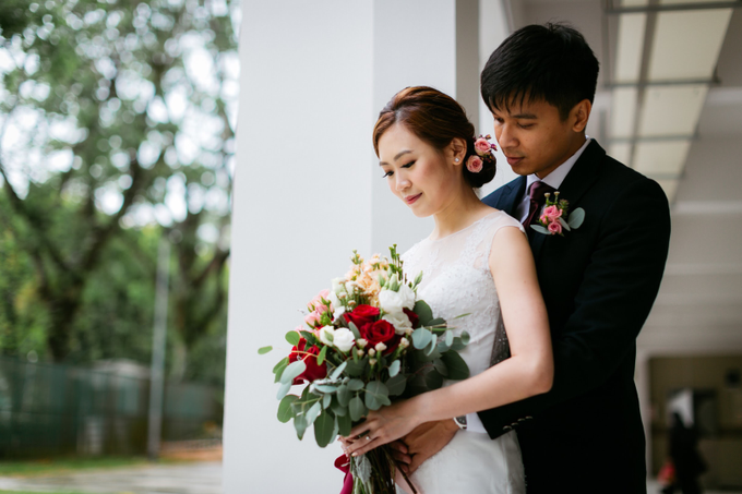 Actual Day Wedding of QB and Cherie by Susan Beauty Artistry - 011