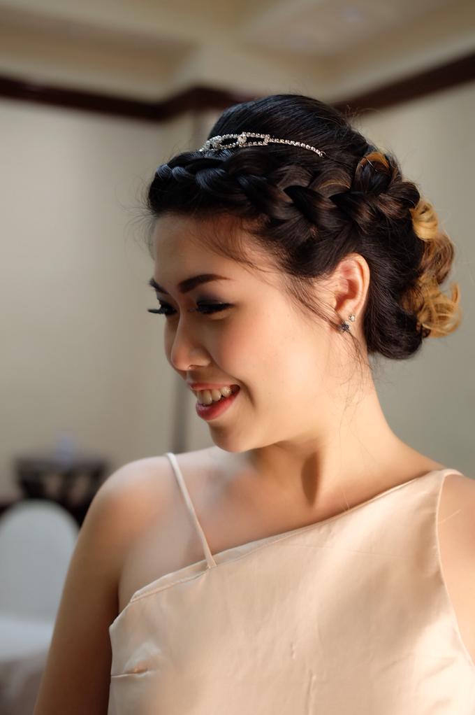 Bridesmaids Makeup  by The Ritz-Carlton Jakarta, Mega Kuningan - 005