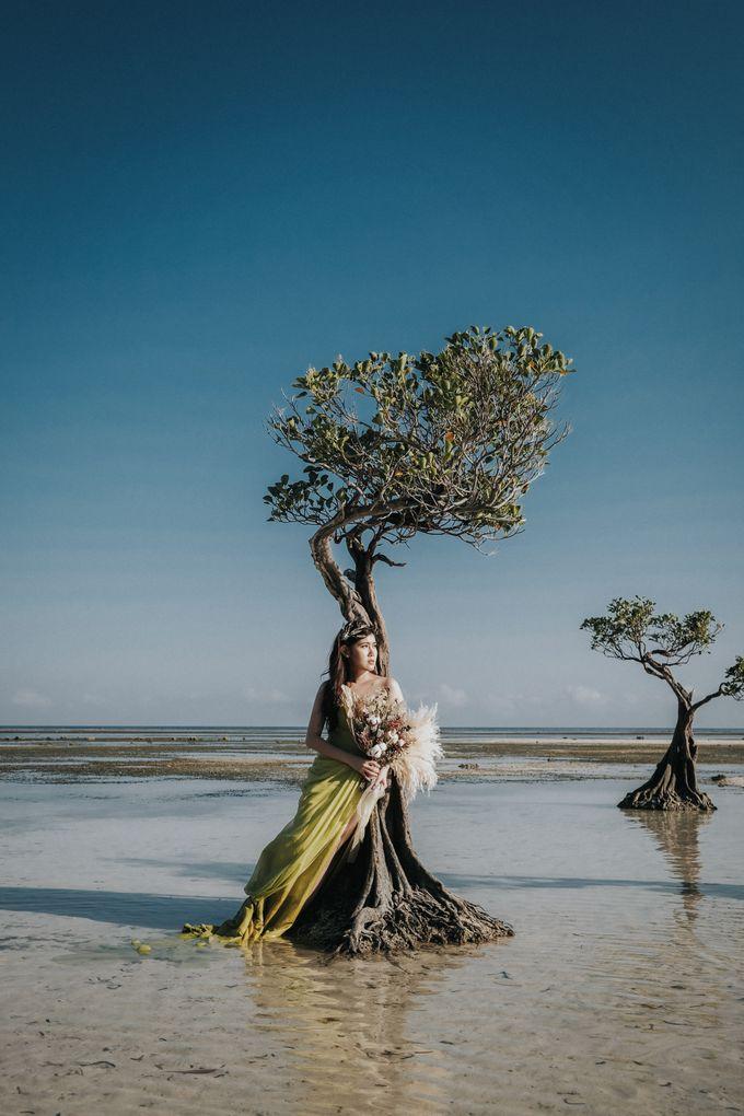 Prewedding of Susanto & Melisa by Cynthia Tan - 002