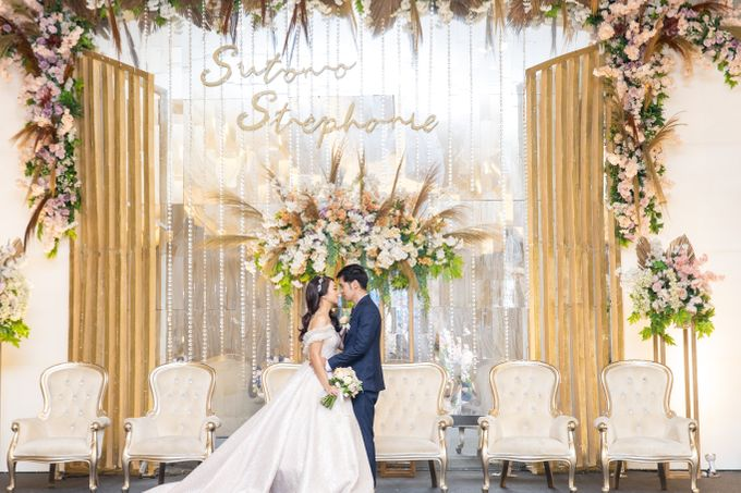 Wedding Of Sutono & Stephanie by Ohana Enterprise - 010