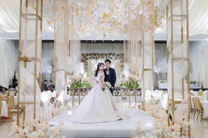 Wedding Of Sutono & Stephanie by Ohana Enterprise - 012