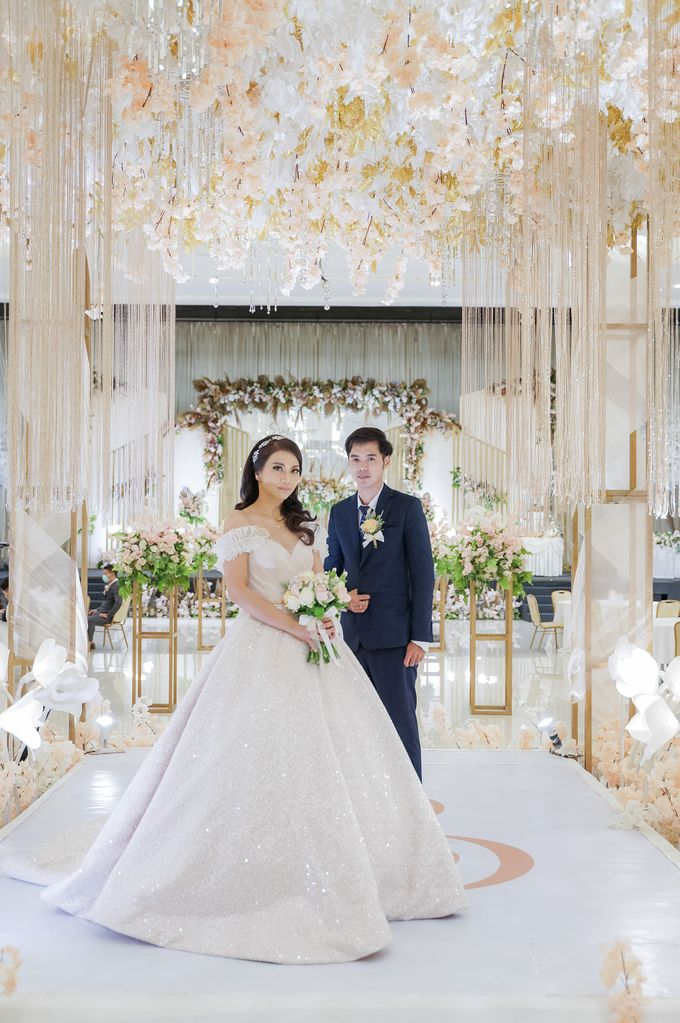 Wedding Of Sutono & Stephanie by Ohana Enterprise - 014