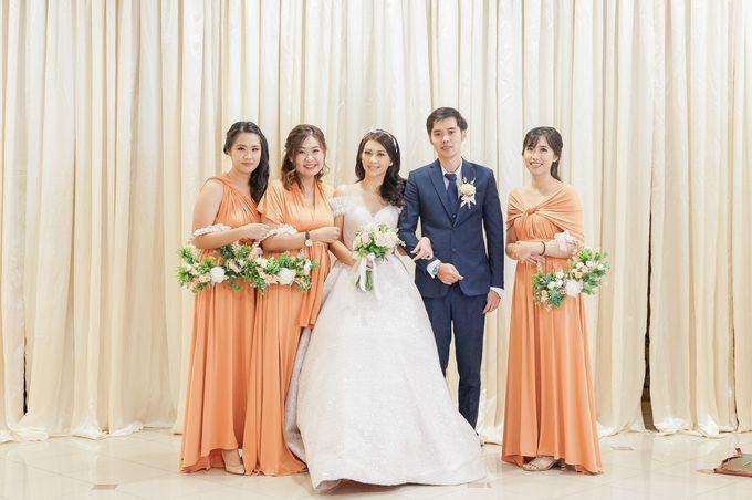Wedding Of Sutono & Stephanie by Ohana Enterprise - 015
