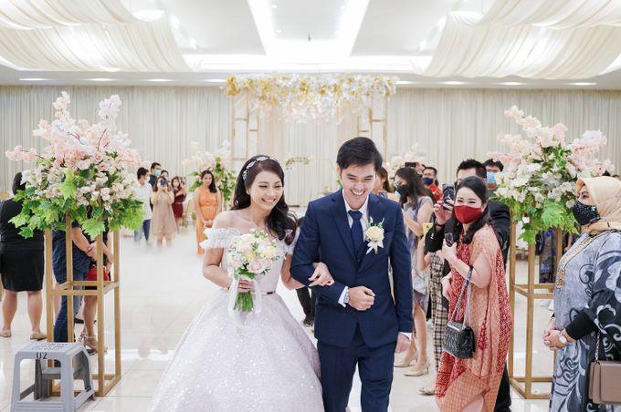 Wedding Of Sutono & Stephanie by Ohana Enterprise - 017