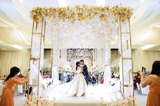 Wedding Of Sutono & Stephanie by Ohana Enterprise - 018