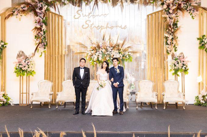Wedding Of Sutono & Stephanie by Ohana Enterprise - 020