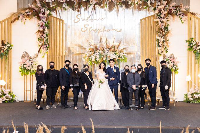 Wedding Of Sutono & Stephanie by Ohana Enterprise - 021