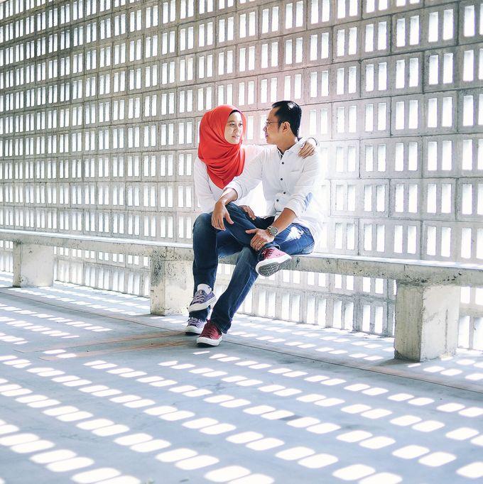 Hafifi & Suzzy Post Wedding by Sheikhafez Photography - 017