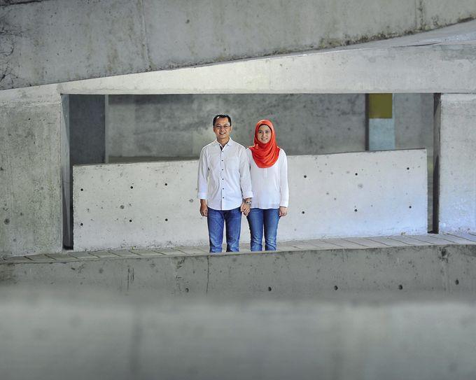 Hafifi & Suzzy Post Wedding by Sheikhafez Photography - 009