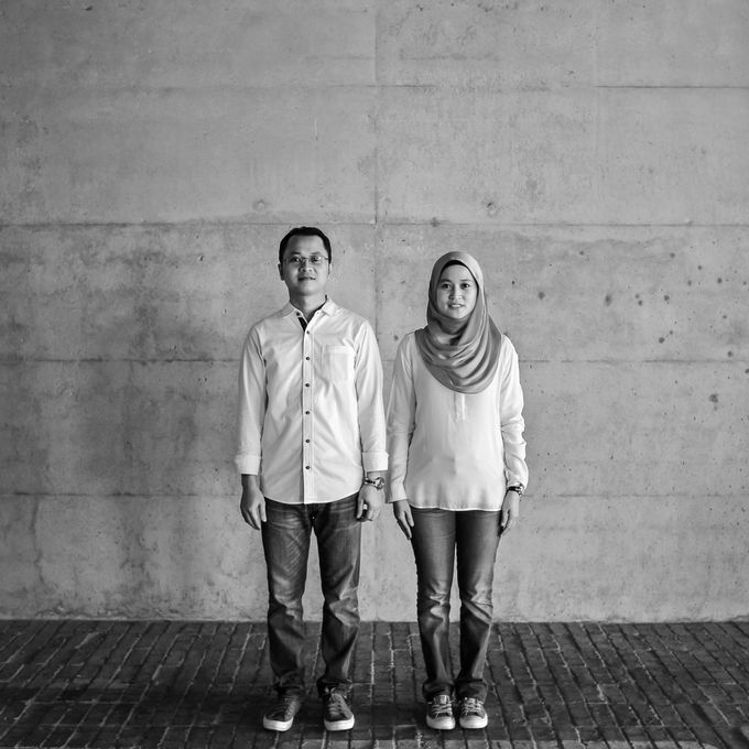 Hafifi & Suzzy Post Wedding by Sheikhafez Photography - 004
