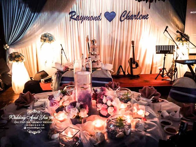 VIP Table Setting by Wedding And You - 025