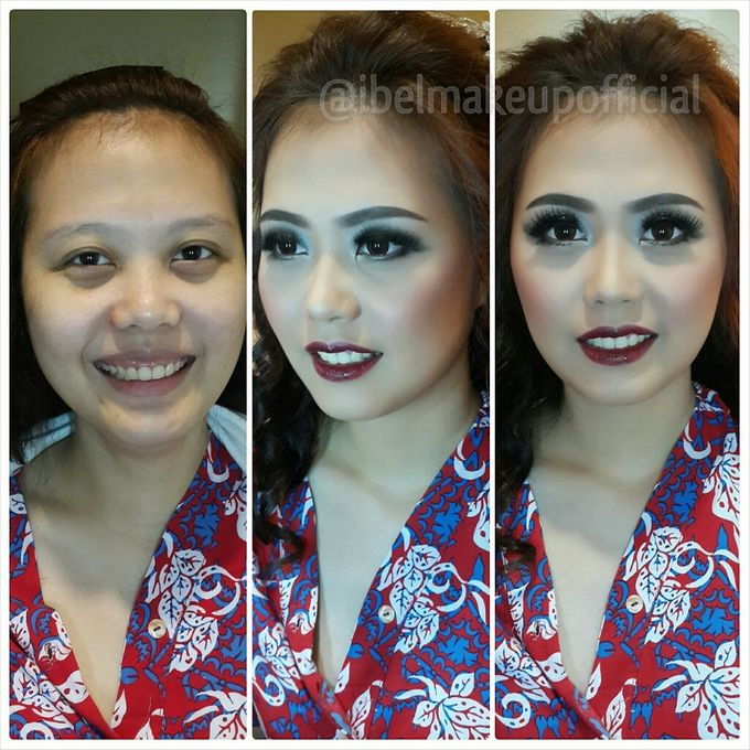 Bride Make Up by IBELmakeuppro - 015