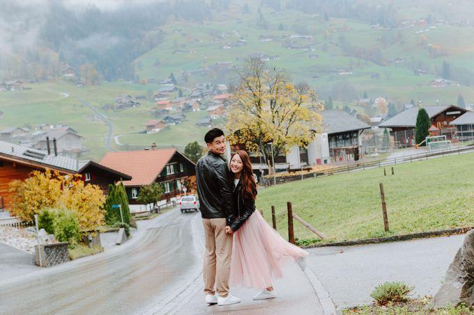 Switzerland | Daniel & Evelyn by JOHN HO PHOTOGRAPHY - 037