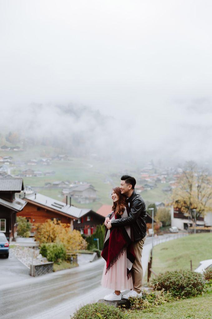Switzerland | Daniel & Evelyn by JOHN HO PHOTOGRAPHY - 035