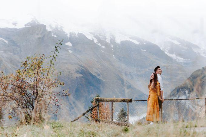 Switzerland | Daniel & Evelyn by JOHN HO PHOTOGRAPHY - 023