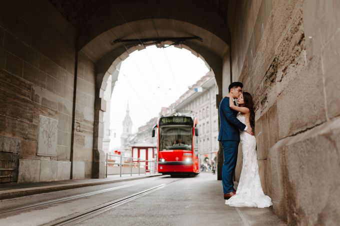 Switzerland | Daniel & Evelyn by JOHN HO PHOTOGRAPHY - 041