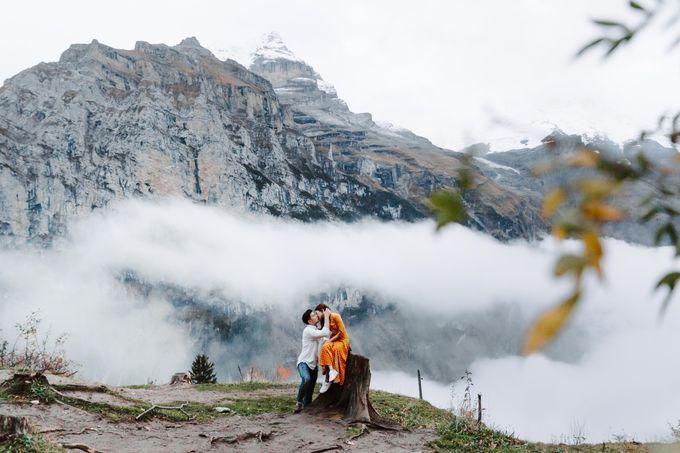 Switzerland | Daniel & Evelyn by JOHN HO PHOTOGRAPHY - 016